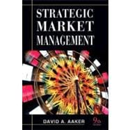 Strategic Market Management, 9th Edition