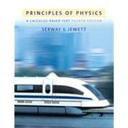 Principles of Physics: A Calculus-Based Text, 4th Edition