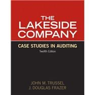 Lakeside Company Case Studies in Auditing