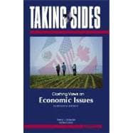 Taking Sides : Clashing Views on Economic Issues