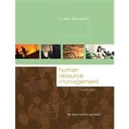 Human Resource Management : An Experiential Approach