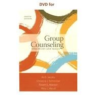 DVD for Jacobs/Schimmel/Masson/Harvill's Group Counseling: Strategies and Skills, 8th