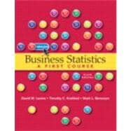 Business Statistics