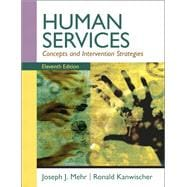 Human Services Concepts and Intervention Strategies
