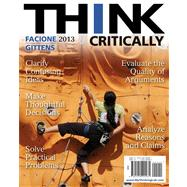 THINK Critically Plus NEW MyThinkingLab -- Access Card Package