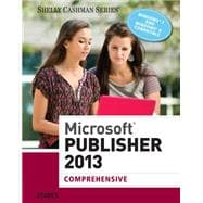 Microsoft Publisher 2013 Comprehensive