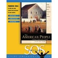 AMERICAN PEOPLE: CREATING A NATION AND A SOCIETY, VOLUME 1 (CHAPTERS 1-16), S.O.S EDITION 1/e