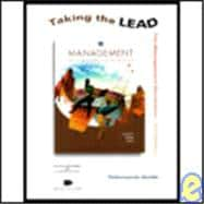 Taking the Lead Telecourse Study Guide to accompany Management