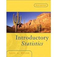 Introductory Statistics plus MyStatLab Student Starter Kit