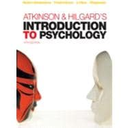 Atkinson and Hildegard's Introduction to Psychology 15e