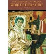 Longman Anthology of World Literature, Volume A The Ancient World Value Pack (includes Longman Anthology of World Literature, Volume B: The Medieval Era & Longman Anthology of World Literature, Volume C: The Early Modern Period)