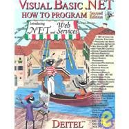 Visual Basic.Net: How to Program