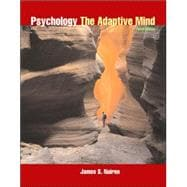 Psychology The Adaptive Mind (Casebound with Practical Solutions Manual and InfoTrac)