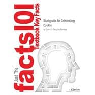 Outlines & Highlights for Criminology