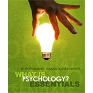 What is Psychology? Essentials