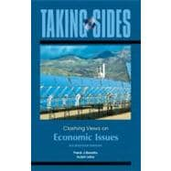Taking Sides: Clashing Views on Economic Issues : Clashing Views on Economic Issues