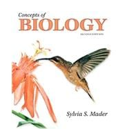 Connect Biology with LearnSmart Access Card for Concepts of Biology
