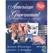 American Government With Longman Participate.Com: Continuity and Change