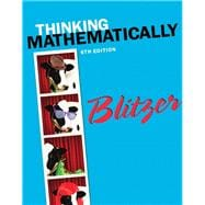 Thinking Mathematically, 6/e