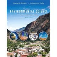 Environmental Science: Earth as a Living Planet, 9th Edition
