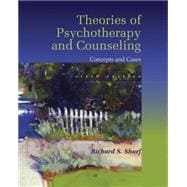 Theories of Psychotherapy & Counseling, 6th Edition