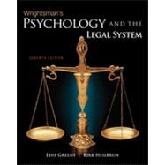 Wrightsman's Psychology and the Legal System, 7th Edition