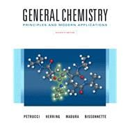 General Chemistry Principles and Modern Applications Plus MasteringChemistry with Pearson eText -- Access Card Package