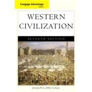 Cengage Advantage Books: Western Civilization, Complete