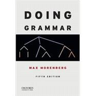 Doing Grammar