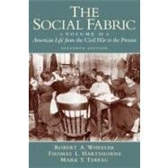 Social Fabric, The, Volume 2