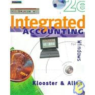 INTEGRATED ACCT FOR WINDOWS W/ 3 3.5