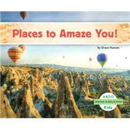 Places to Amaze You! 9781629707334R