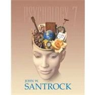 Psychology, 7e with In-Psych CD-ROM and PowerWeb