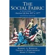 Social Fabric, The, Volume 1