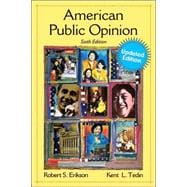 American Public Opinion : Its Origin, Contents, and Impact