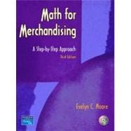 Math for Merchandising : A Step-by-Step Approach