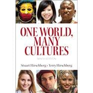 One World, Many Cultures Plus MyWritingLab -- Access Card Package