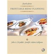 Profitable Menu Planning Value Package (includes ManageFirst : Menu Marketing and Management with Pencil/Paper Exam)