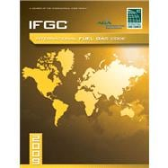 2009 International Fuel Gas Code Softcover Version