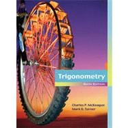 Trigonometry, 6th Edition