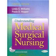 Understanding Medical-Surgical Nursing 4e Textbook and Study Guide + Tabers 21 [Savings Package]