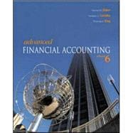 Advanced Financial Accounting with Online Learning Center with PowerWeb Card