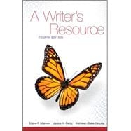 A Writer's Resource (spiral) - Student Edition