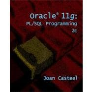 Oracle 11g : PL/SQL Programming