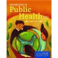 Introduction to Public Health (Book with Access Code)