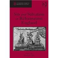Sin and Salvation in Reformation England 9781472437365R