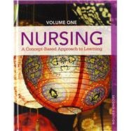 Nursing A Concept-Based Approach to Learning Volume I, I, III Plus MyNursingLab with Pearson eText -- Access Card Package