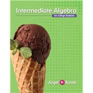 Intermediate Algebra for College Students Plus NEW MyMathLab with Pearson eText -- Access Card Package