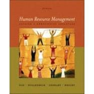 Human Resource Management: Gaining a Competitive Advantage (text only), 5th Edition