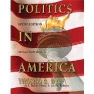 Study Guide for Politics in America